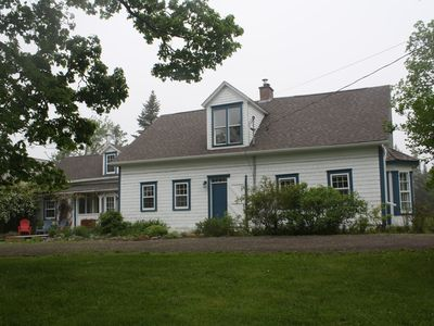 Photo for Two-Century-Old Cottage, Cozy And Full Of Charm, Within View of Bay Of Fundy