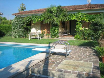 Photo for Vacation home Casa Serena (LAZ490) in Lazise - 6 persons, 2 bedrooms