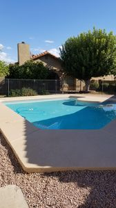 Photo for Comfy pool home in Central Mesa