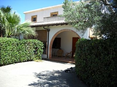 Photo for Apartment In A Villa In Mediterranean Style, Distance To The Sea Mt 400