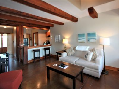 Photo for Oceanside condo at Whiskey Landing Whiskey Dock access and next door to Ucluelet Aquarium! Sleeps 4