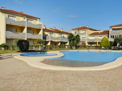 Photo for Terraced house Las Marinas, Denia  in Um Valencia - 6 persons, 3 bedrooms