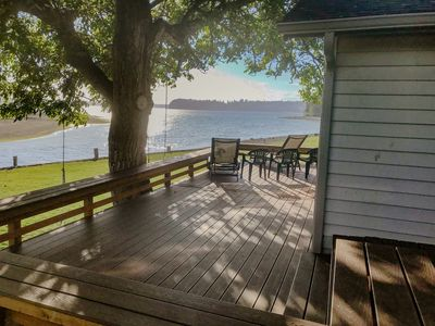 Photo for 2BR House Vacation Rental in Anderson Island, Washington