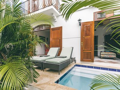 Photo for Sea La Vie   Luxurious moroccan inspired villa with private plunge pool