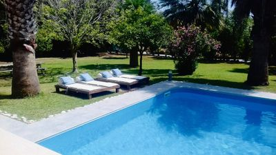 Photo for 3 Bedroom Large Luxury Villa with Private Pool