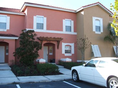 Photo for Relaxing Townhome Nr Disney, Free Wifi, Private Spa, Disney Themed.