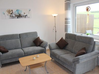 Photo for Cozy, quiet basement apartment with a beautiful view in the Vulkaneifel