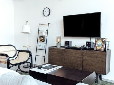 Photo for Comfy 2BR | WiFi | Warehouse District by Lyric