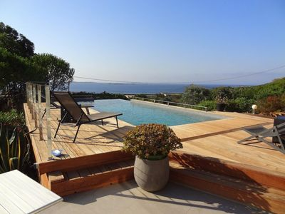 Photo for Villa 382 Cala Longa Pool Sea View