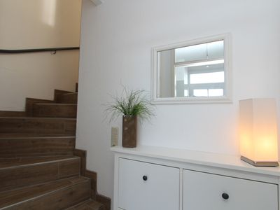 Photo for Beautiful modern furnished apartment with a beach chair on sandy beach Doser, New WLAN