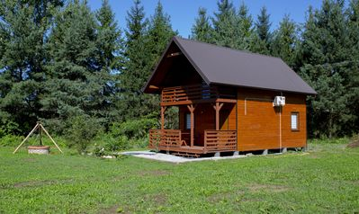 Photo for Riverbank Chalet near Wadowice