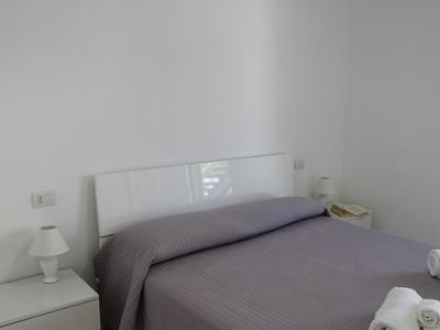 Photo for Orchidea apartment, 600 meters from the sea, swimming pool, sea view