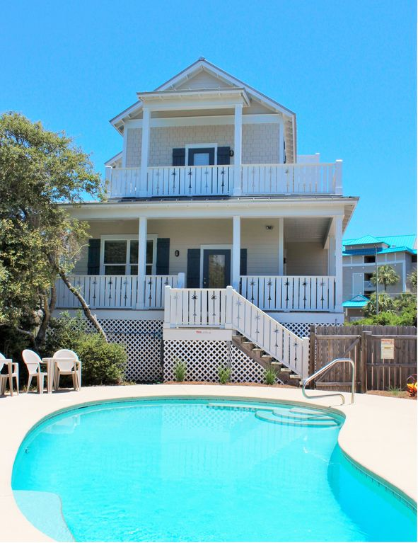 7 Bedroom 5 Bath Gulf View Private Heate Homeaway