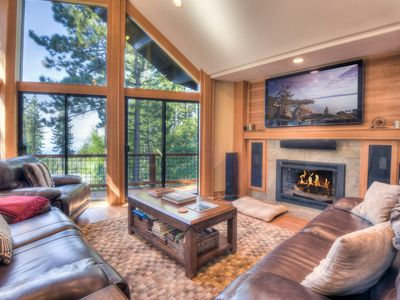 Photo for Luxury Incline Village Home with Lake Views