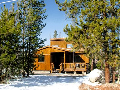 Photo for Schaffner Cabin - Cute And Cozy Home In Popular Columbine Lake!