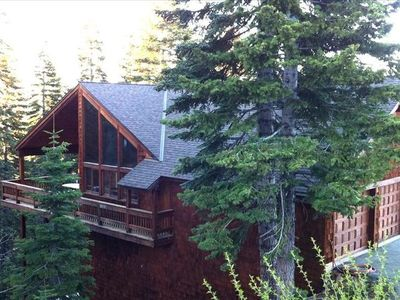 Photo for Amazing Mountain Home,  4200 SqF Wii*Hot Tub,Kids,Pools(C)