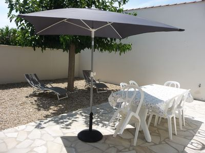Photo for house n ° 4 600 m from the beach for 7 pers. with classified wifi ***