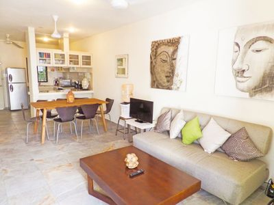 Photo for Cozy apartment, great location