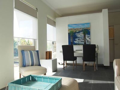 Photo for Spacious living in the heart of the marina