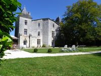 Chateau Sers is our favorite B&B in France!