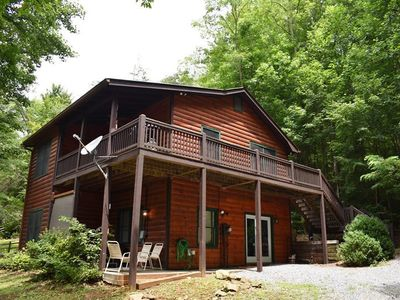 Photo for 4BR House Vacation Rental in Cherry Log, Georgia