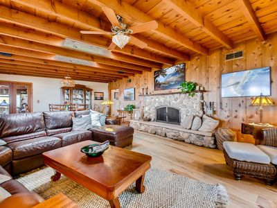 Photo for Del Mar Retreat on 2/3 acre with 10% promotion for the month of September!!!