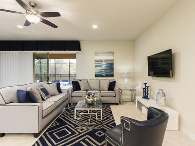 Photo for New 9Br/6Ba luxurious Pool House from $300/nt, Close To Disney
