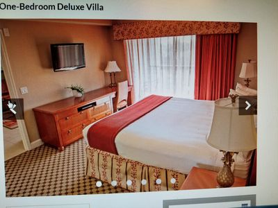 Photo for 1BDR Deluxe Villa - All Comforts of Home - Minutes from Disney Theme Parks