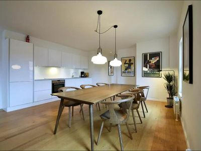 Photo for Two-bedroom Apartment in the Iconic Historical Part of Copenhagen