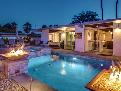 Photo for Good Times and Tan Lines: 2 BR / 2 BA home in Palm Springs, Sleeps 4