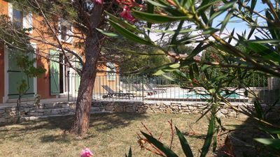 Photo for Villa sleeps 10 with private pool