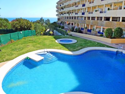 Photo for Apartment Torrealba in Fuengirola - 4 persons, 1 bedrooms