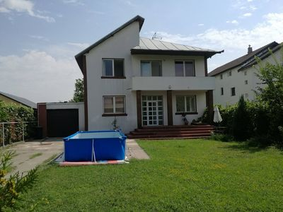 Photo for Spacious Villa by the lake 20km to airport and downtown Bucharest