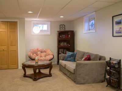 Photo for Basement Suite with own entertaining space and mini kitchenette w/home access