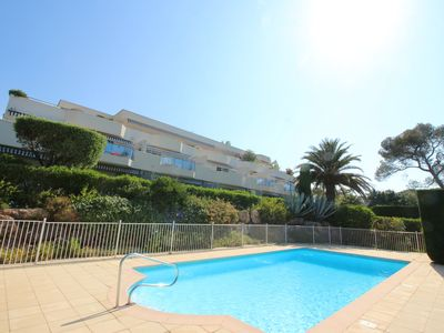 "Photo for ""The Terrace of Santa Lucia"", 2 p 42 m2 terrace and south facing garden, swimming pool"