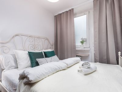 Photo for Two-Bedroom Apartment Warsaw Grzybowska