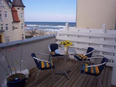 "Photo for (93) 2-room apartment Ostseeallee-lake - apartment block ""Ocean View"""