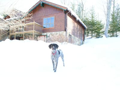 Photo for Ski cabin- Close, Comfortable, & well kept cabin- Family friendly