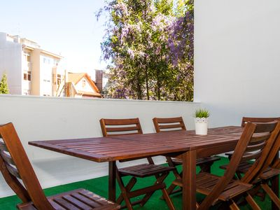 Photo for Liiiving in Porto   Downtown Delight Apartment II