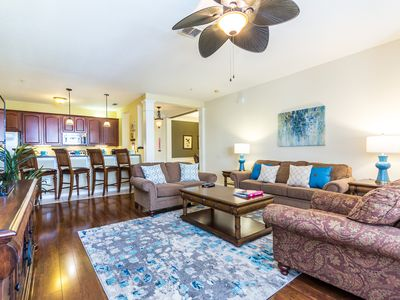 Photo for Fresh new 2-bed, 2-bath luxury condo for your perfect Florida vacation.