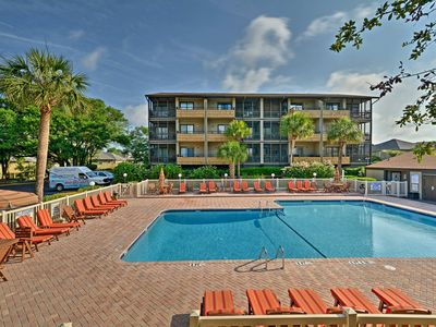 Photo for NEW! Beachside Myrtle Beach Condo w/ Pool Access!