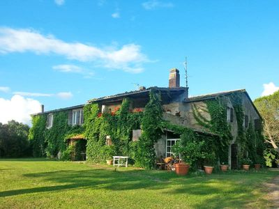 Photo for Vacation home Podere Sant' Antonio  in Bolsena (VT), Latium - 5 persons, 3 bedrooms