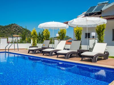 Photo for 4 Bedroom Private Pool Villa in the Center of Hisaronu