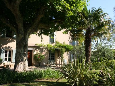 Photo for Old farmhouse for rent in Provence