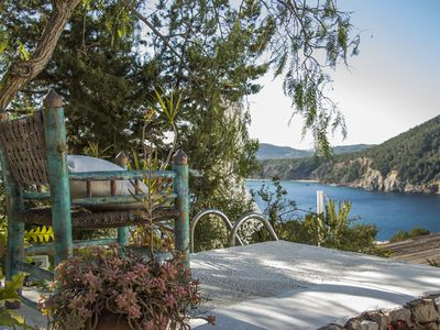 Photo for huge haven of peace with exceptional sea view 5 minutes walk from the beaches