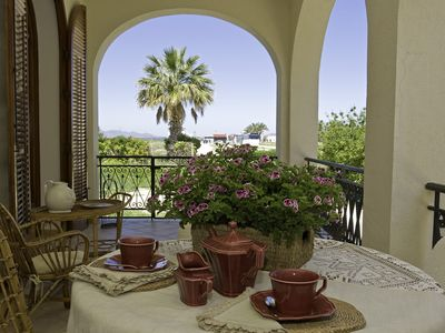 Photo for Elegant apartment in front the island of Mozia/Marsala, 2 beddrooms
