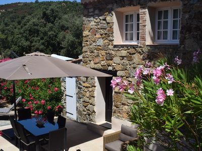 Photo for Hameau des Claudins # 5 Vallaury heated pool near the sea and Saint-Tropez
