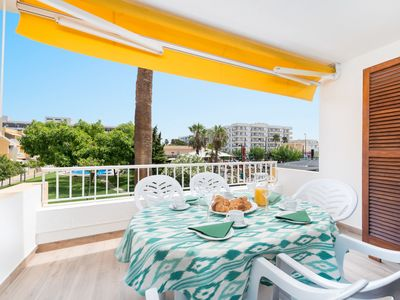 """Photo for Beautiful Holiday Apartment """"Venecia"""" with Pool, Wi-Fi, Balcony & Air Conditioning; Parking Available"""