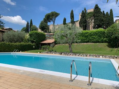 Photo for Alloro: with pool, near the port and the beach