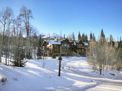 Photo for Luxury Home with Views-Best Summer Retreat for Groups-4th of July Open!